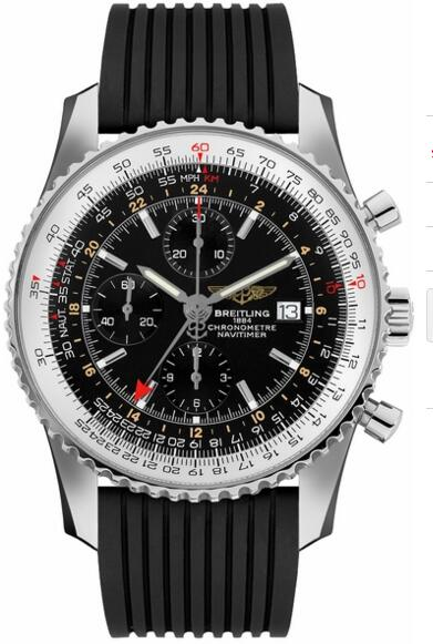 Replica Breitling Navitime 1 Chronograph GMT A2432212-B726-252S watch