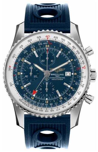 Replica Breitling Navitime Chronograph A2432212-C651-205S watch