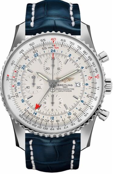 Replica Breitling Navitime World A2432212/G571-746P watch