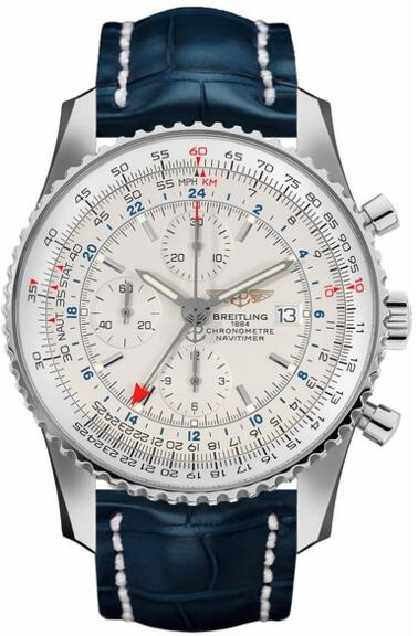Replica Breitling Navitime World A2432212/G571-747P watch