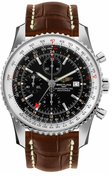 Replica Breitling Navitime GMT A2432212-B726-756P watch
