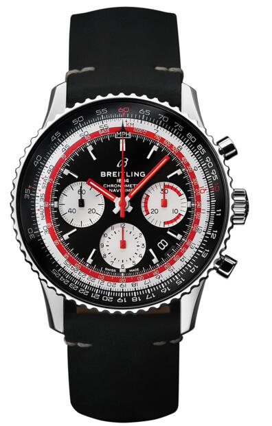 Breitling Navitimer 1 B01 Chronograph 43 Swissair Edition Replica watch