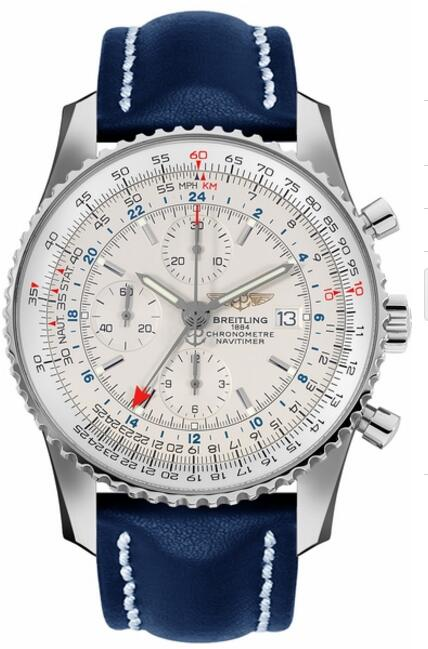 Replica Breitling Navitimer World A2432212/G571-102X watch