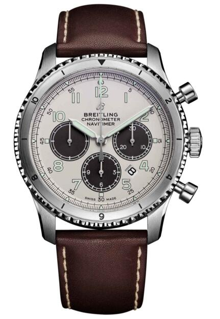 AB01171A/G839 Replica Breitling Navitimer Aviator 8 B01 Chronograph 43 Limited Edition watches