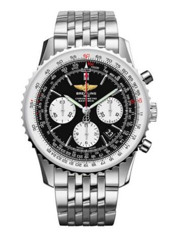 Breitling Navitimer 01 AB012012/BB01/447A Stainless Steel Watch Replica watch