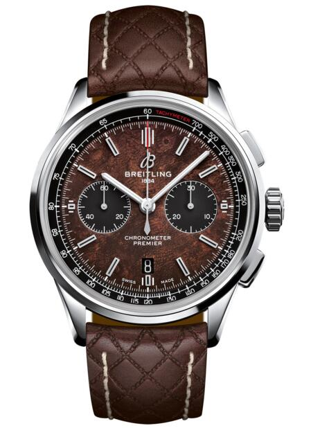 Replica Breitling AB01181A1Q1X1 Premier B01 Chronograph Bentley Centenary Limited Edition watch