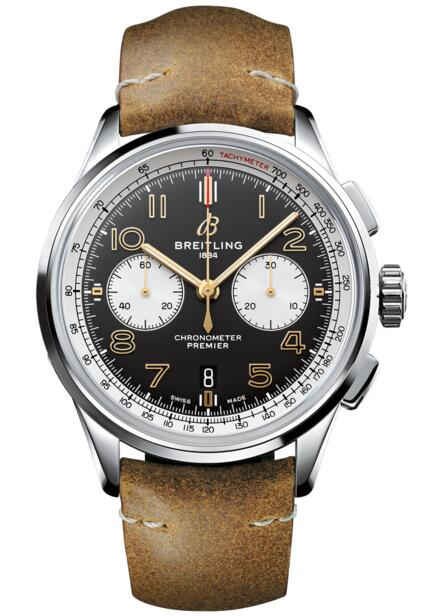 Breitling Premier B01 Chronograph 42 Norton Edition Fake watch