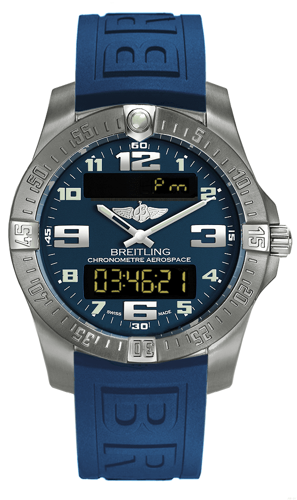 Breitling Professional Aerospace Evo E7936310/C869-158S watches review