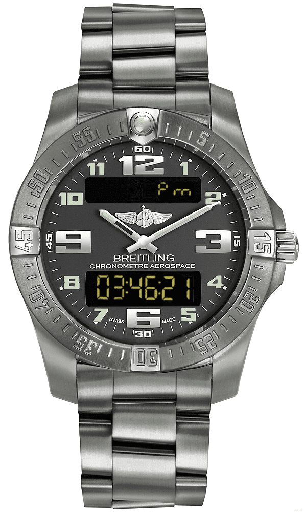 Breitling Professional Aerospace Evo E79363101F1E1 watches replica