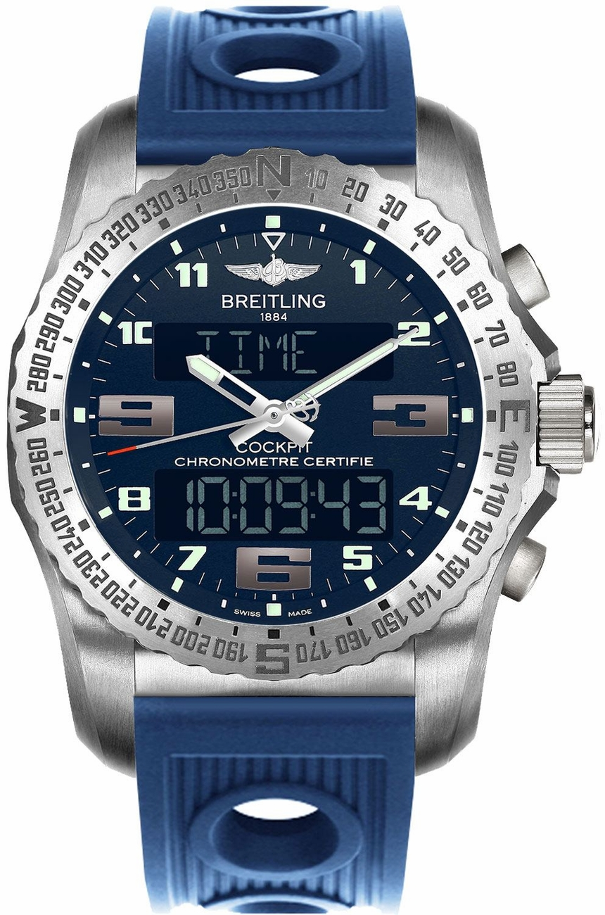 Breitling Cockpit B50 EB501019/C904-205S replica watches