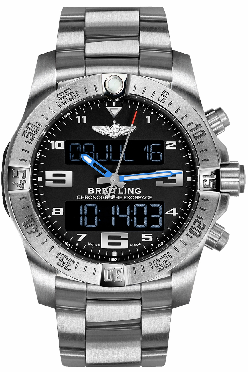 Breitling Exospace B55 EB5510H21B1E1 replica watches