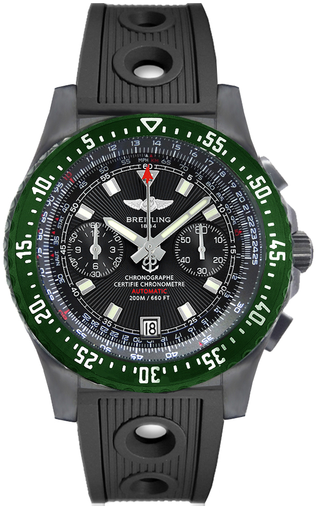 replica Breitling Professional Skyracer Raven M27363A3/B823-200S watches