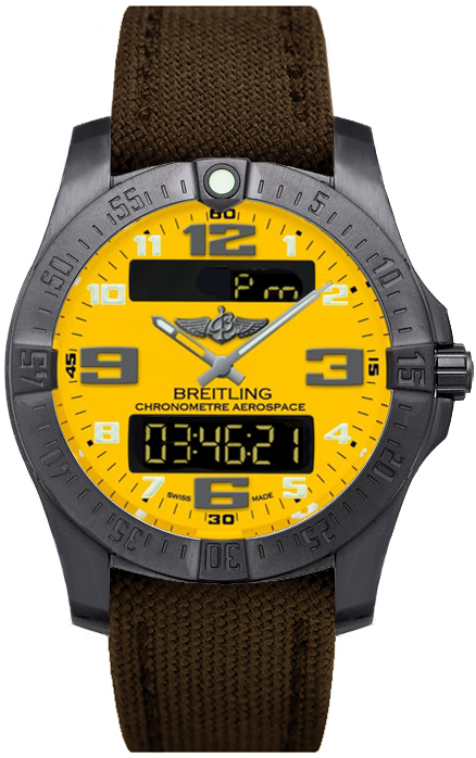 Breitling Professional Aerospace Evo V793637S/I522-108W watches replica