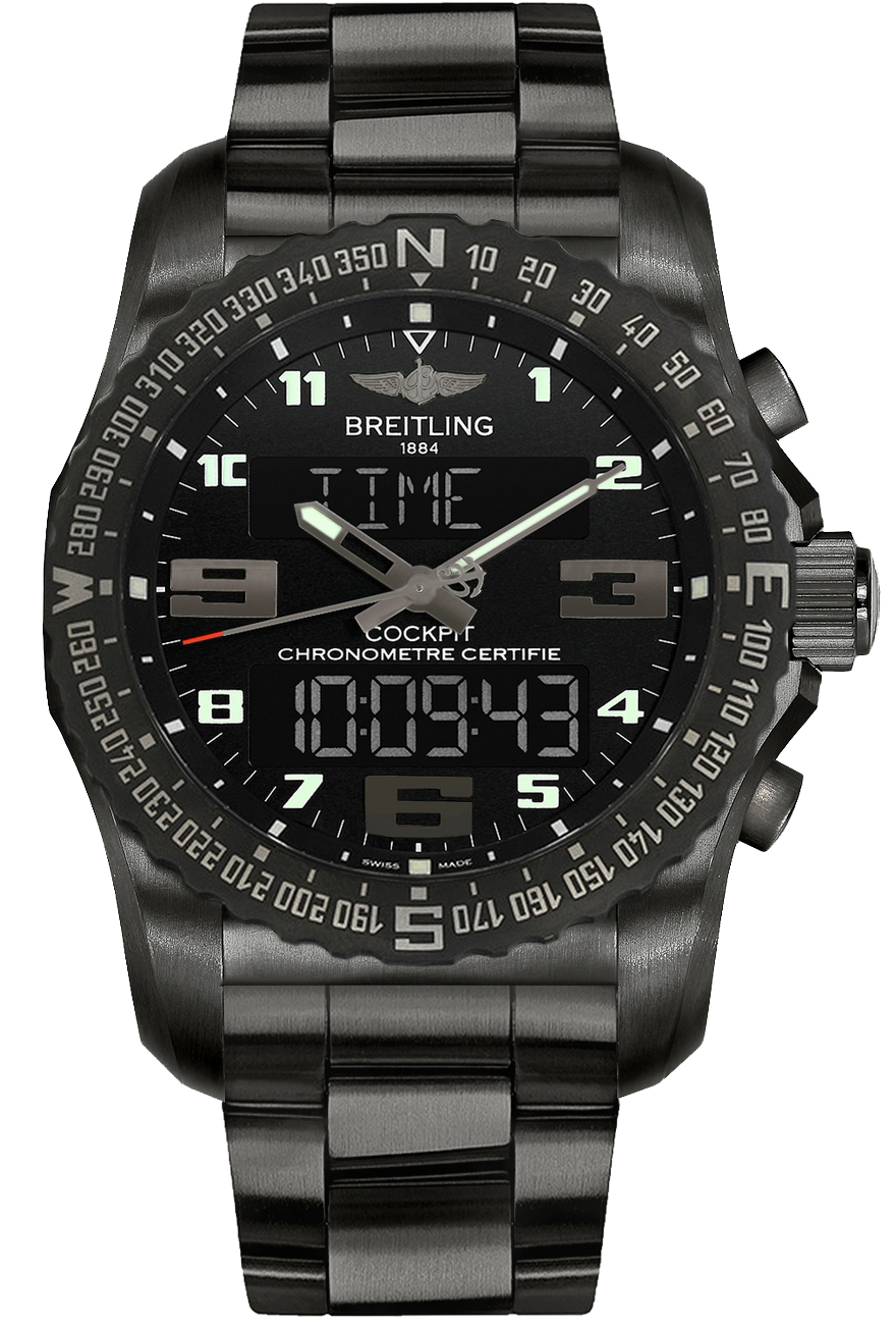 Breitling Cockpit B50 VB501022/BD41-176V fake watches