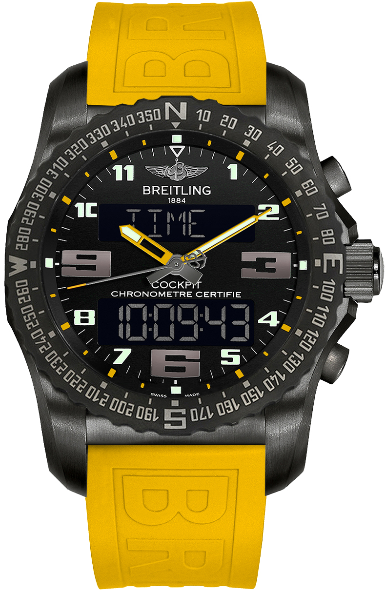 Breitling Cockpit B50 VB5010A4/BD41-242S replica watches