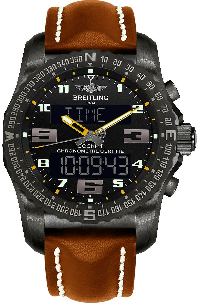 Breitling Cockpit B50 VB5010A4/BD41-444X fake watches