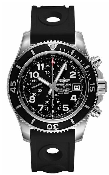 Breitling Superocean Chronograph 42 A13311C9/BE93-225S fake watches
