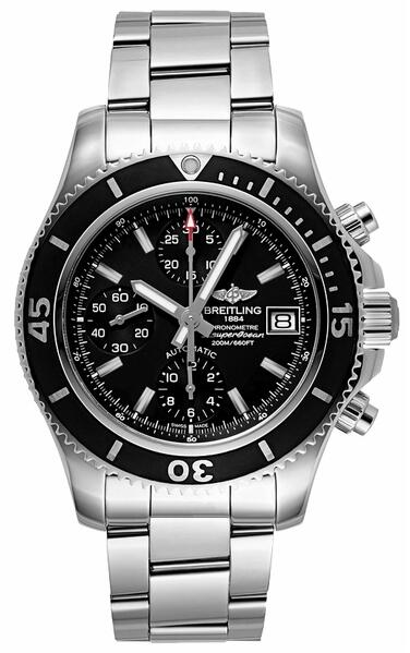 Breitling Superocean 42 Chronograph A13311C9-BF98-161A watches for sale