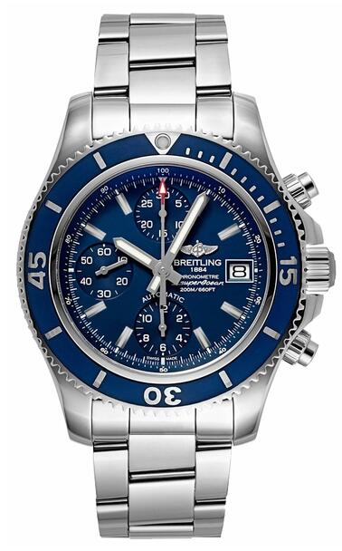 Breitling Superocean Chronograph 42 A13311D1/C971-161A watches for sale