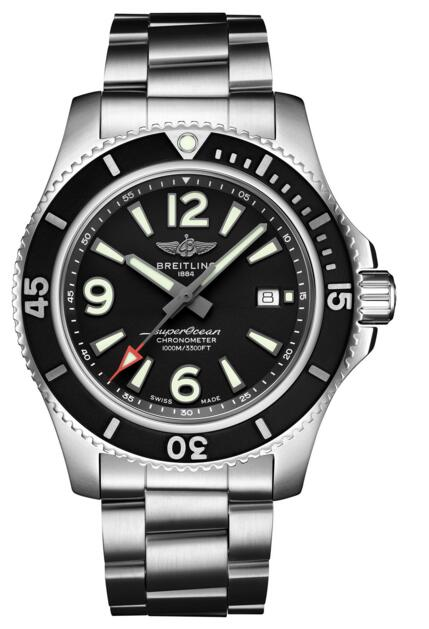 Fake Breitling Superocean Automatic 44 A17367D71B1S1 watch
