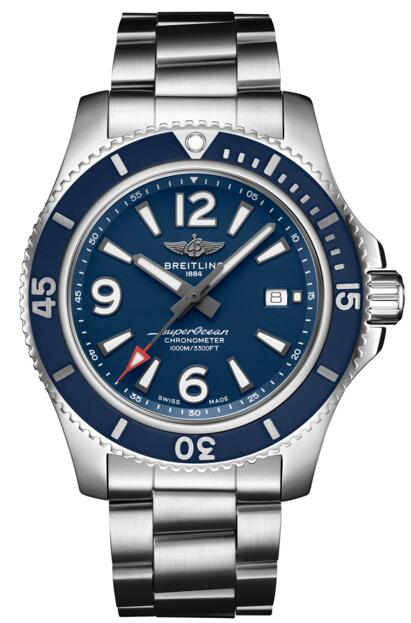 Breitling Superocean Fake Automatic 44 A17367D81C1A1 Fake watch