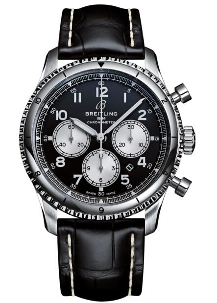 Replica Breitling AB01191A1B1P1 Navitimer Aviator 8 B01 Chronograph 43 SWISS Limited Edition watches