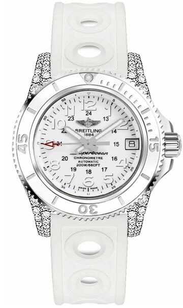 Breitling Store Superocean II 36 A1731267-A775-230S Replica watches