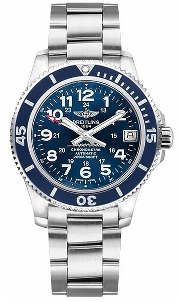 Fake Breitling Superocean II 36 A17312D1-C938-179A women's watches