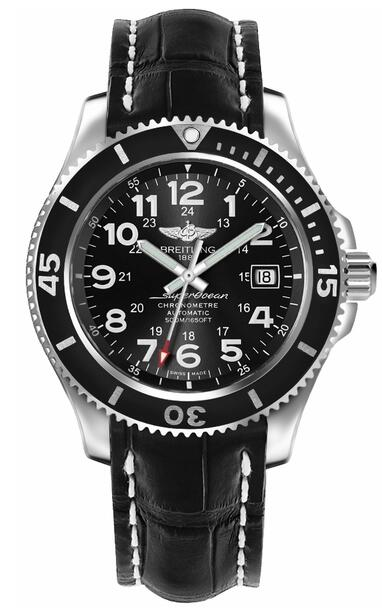 Breitling Superocean II 42 A17365C9/BD67-728P watch Review
