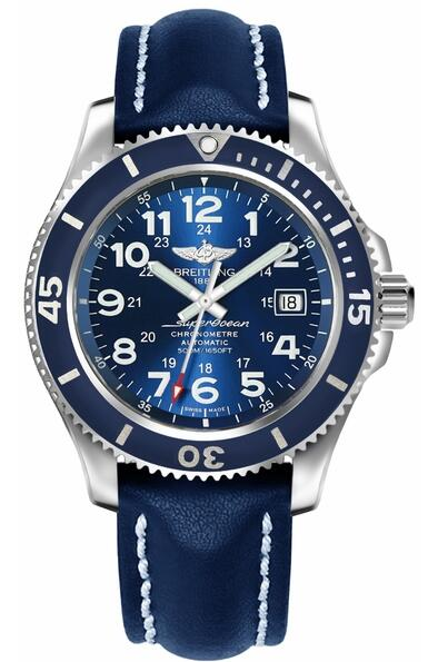 Breitling Superocean II 42 A17365D1/C915-113X Blue Dial watch price