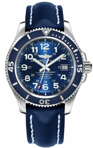 Breitling Superocean II 42 A17365D1/C915-115X mens watch Review