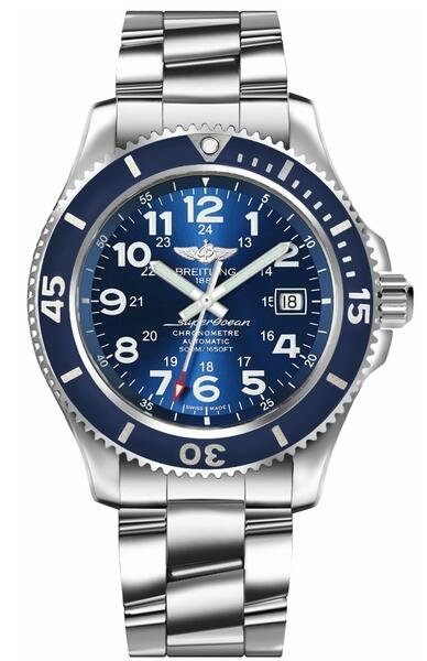 Breitling Superocean II 42 A17365D1/C915-161A mens replica watch
