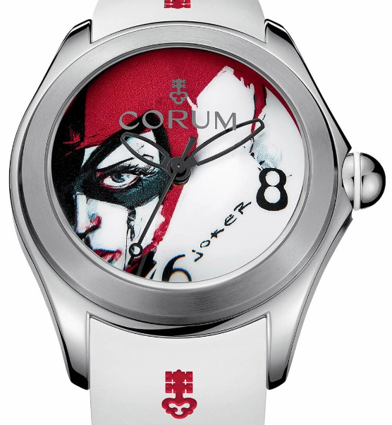 Corum Bubble L082 / 03223 - 082.410.20 / 0379 JO01 Heritage Joker watch price