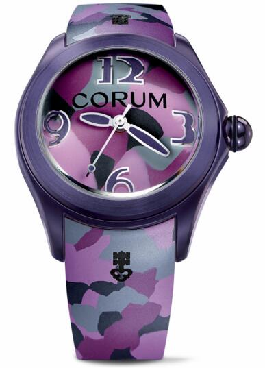 Corum Bubble L082 / 03305 - 082.413.98 / 0390 CA03 Camouflage watch price