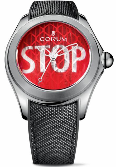 Corum L082 / 03232 - 082.410.20 / 0601 ST01 Bubble Stop Fake watch