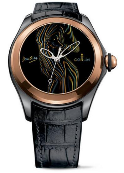 Corum Bubble Heritage Dani Olivier L082/03018 - 082.310.93/0061 D002 luxury replicas watch
