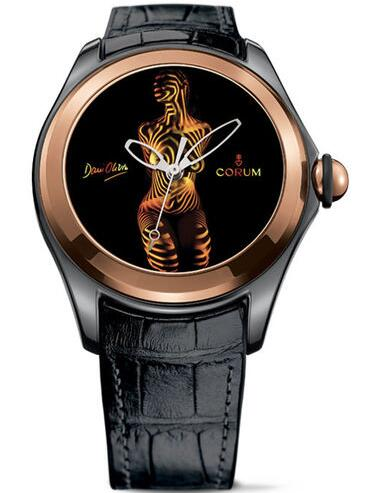 Corum Bubble Heritage Dani Olivier L082/03019 - 082.310.93/0061 D001 luxury replicas watch
