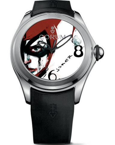 Best Corum Bubble Heritage Joker L082/03037 - 082.310.20/0371 5001 watches replicas