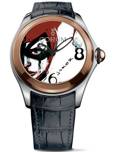Best Corum Bubble Heritage Joker L082/03038 - 082.310.24/0371 5001 watches replicas