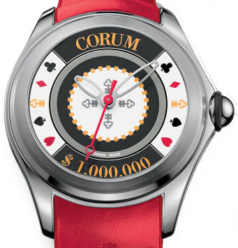 Replica Corum Bubble 42 mm L082/03053 watch reviews