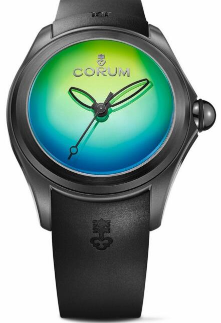 Corum Bubble Green L082 / 03609 watch price