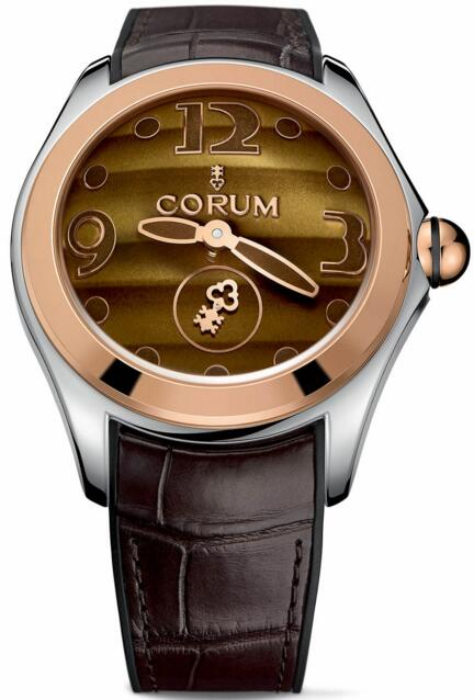 Corum L395 / 03222 - 395.100.24 / 0002 OT01 Replica Bubble 42 watch