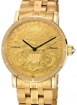 Corum 293.645.56 / H501 MU5 Coin Artisans Replica watches sale