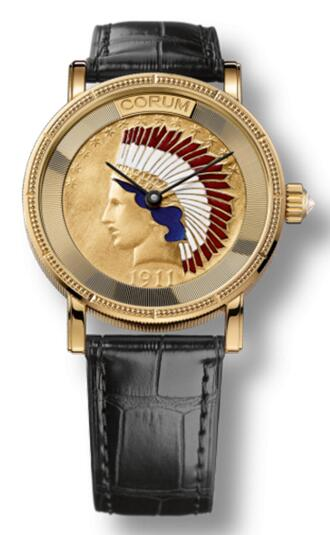 Replica Corum Coin Heritage C082 / 02355 womens watches