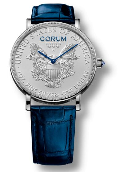 Replica Corum C082 / 03059 - 082.646.01 / 0003 Coin artisans watch high quality