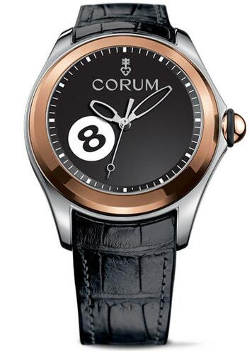 Corum L082 / 02995 - 082.310.24 / 0371 BA08 Bubble Heritage 8 ball Discount replica watch