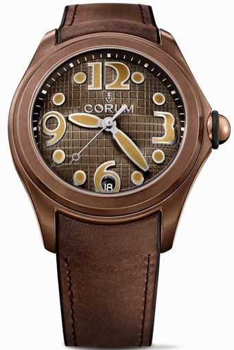 Corum L082 / 02424 - 082.301.98 / 0062 FG30 Bubble Heritage watches for sale