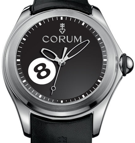Corum L082 / 02995 - 082.310.20 / 0371 BA08 Bubble Heritage 8 ball fake watch
