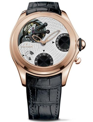 Corum L397 / 02976 - 397.100.55 / 0001 BG01 Bubble Heritage Tourbillon GMT fake watch