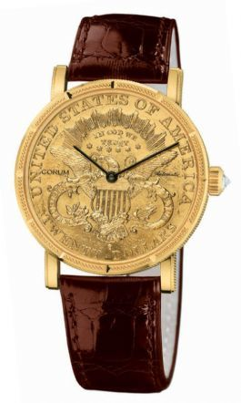 Corum Coin $ 20 082.355.56 / 0002 MU51 fake watches